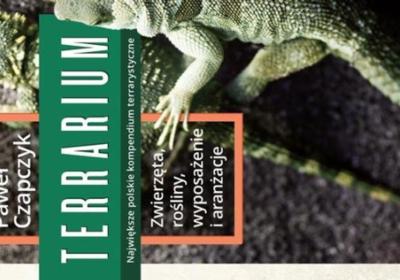 paweł czapczyk książka terrarium